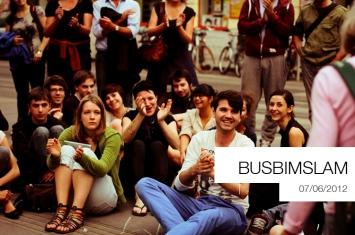 BusBimSlam 2012 Titelbild