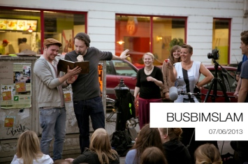 BusBimSlam 2013 Titelbild