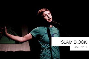 Slam Bock 2012 Titelbild
