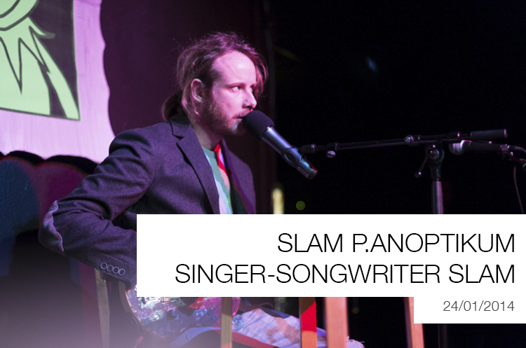 Singer-Songwriter Slam Web Titelbild