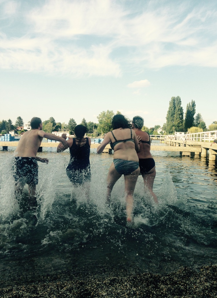 Ab ins Wasser 2016